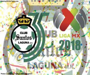 puzzel Santos, Clausura 2018