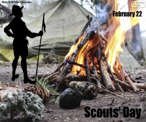 puzzel Scoutsdag