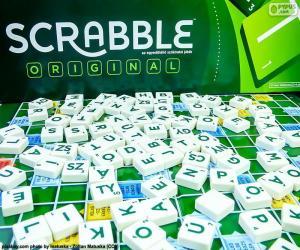 puzzel Scrabble