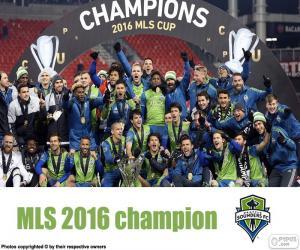 puzzel Seattle Sounders, MLS 2016