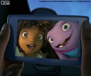 puzzel Selfie Tip en Oh