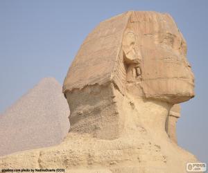 puzzel Sfinx van Gizeh