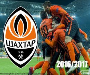 puzzel Shakhtar Donetsk, 2016-2017 kampioen
