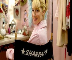 puzzel Sharpay Evans (Ashley Tisdale)