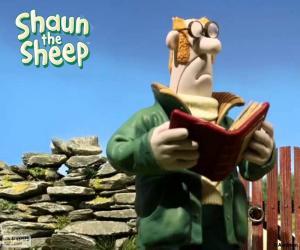 puzzel Shaun de boer