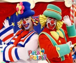 puzzel Show Patatí Patatá