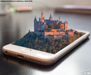 puzzel Smartphone 3D