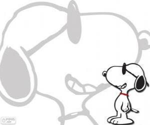 puzzel Snoopy