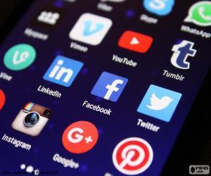 puzzel Sociale media
