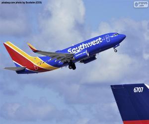 puzzel Southwest Airlines, Verenigde Staten