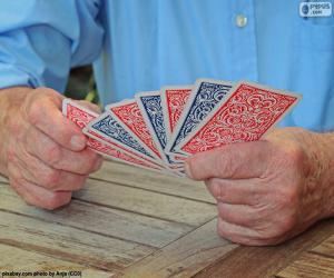 puzzel Speelkaarten