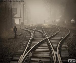 puzzel Spoorwegen