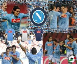 puzzel SSC Napoli
