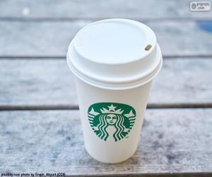 puzzel Starbucks tuimelaar