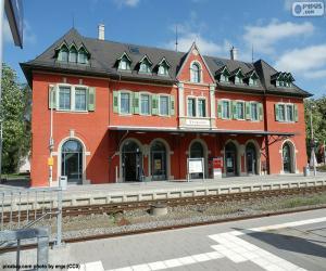 puzzel Stationsgebouw