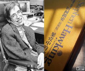 puzzel Stephen Hawking