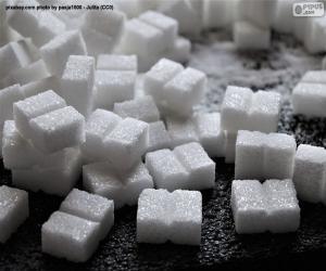 puzzel suiker