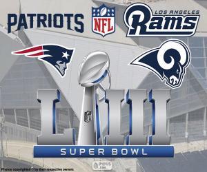 puzzel Super Bowl-2019
