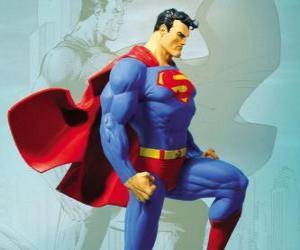 puzzel Superman