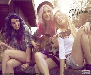 puzzel Sweet California