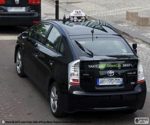 puzzel Taxi vanaf Parijs