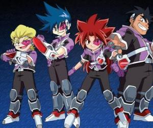 puzzel Team Psykick