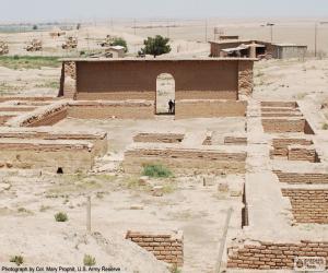puzzel Tempel van Nabu, Irak