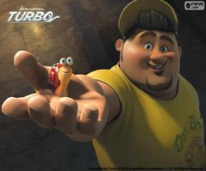 puzzel Tito, Turbo vriend