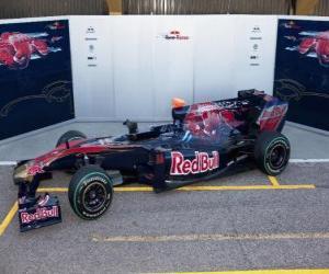 puzzel Toro Rosso STR5