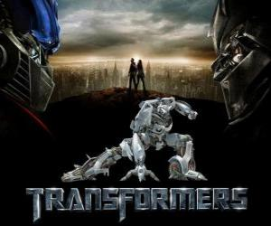 puzzel Transformers