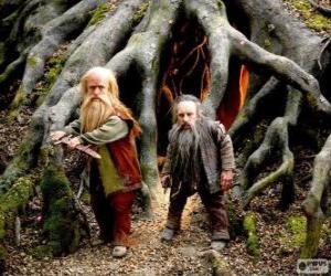 puzzel Trompoen en Nikabrik
