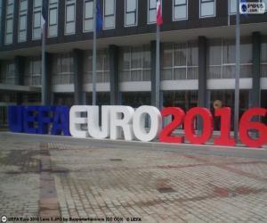puzzel UEFA Euro 2016