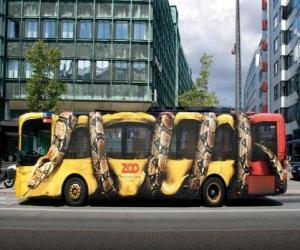 puzzel Urban Bus, Kopenhagen