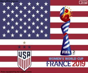 puzzel USA, 2019 wereldkampioenen