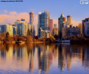 puzzel Vancouver, Canada
