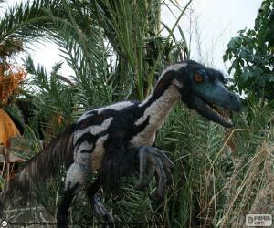 puzzel Velociraptor