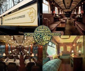 puzzel Venice Simplon Orient - Express