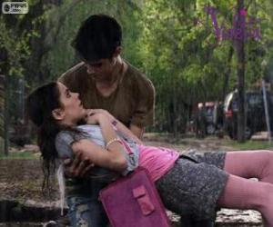 puzzel Violetta en Tomás