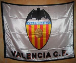 puzzel Vlag van Valencia CF