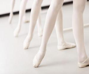 puzzel Voeten van Dancers