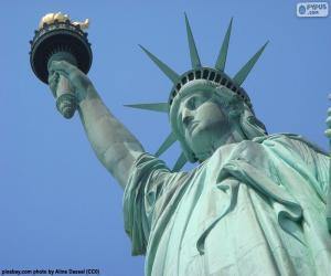 puzzel Vrijheidsbeeld, New York