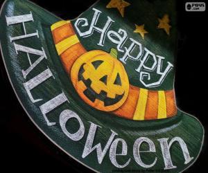 puzzel Vrolijke Halloween