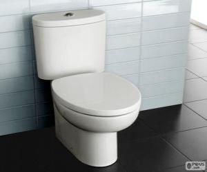 Puzzels huishouden puzzels en legpuzzels 2 - Rustieke wc ...