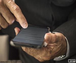 puzzel Werken met de mobiele