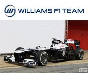 puzzel Williams FW35 - 2013 -