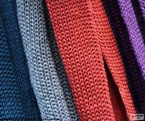 puzzel Wollen sjaals