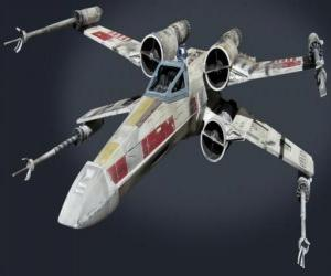 puzzel X-Wing Alliance