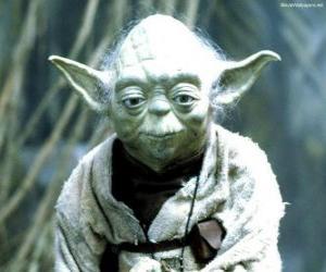 puzzel Yoda was een lid van de Jedi Hoge Raad voor en tijdens de Oorlog van de Clones.