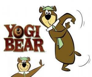 puzzel Yogi Beer live geweldige avonturen in Jellystone Park