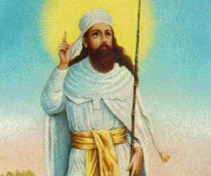 puzzel Zarathustra, Zarathoestra of Zoroaster, profeet en stichter van het zoroastrisme